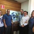 Bispo Gilmar Rosas visita rádios no Centro Oeste.