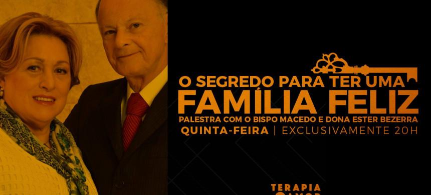 O segredo para ter uma família feliz